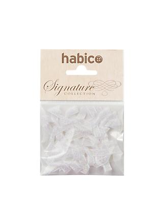 Habico Small Ribbon Bows, Pack of 20