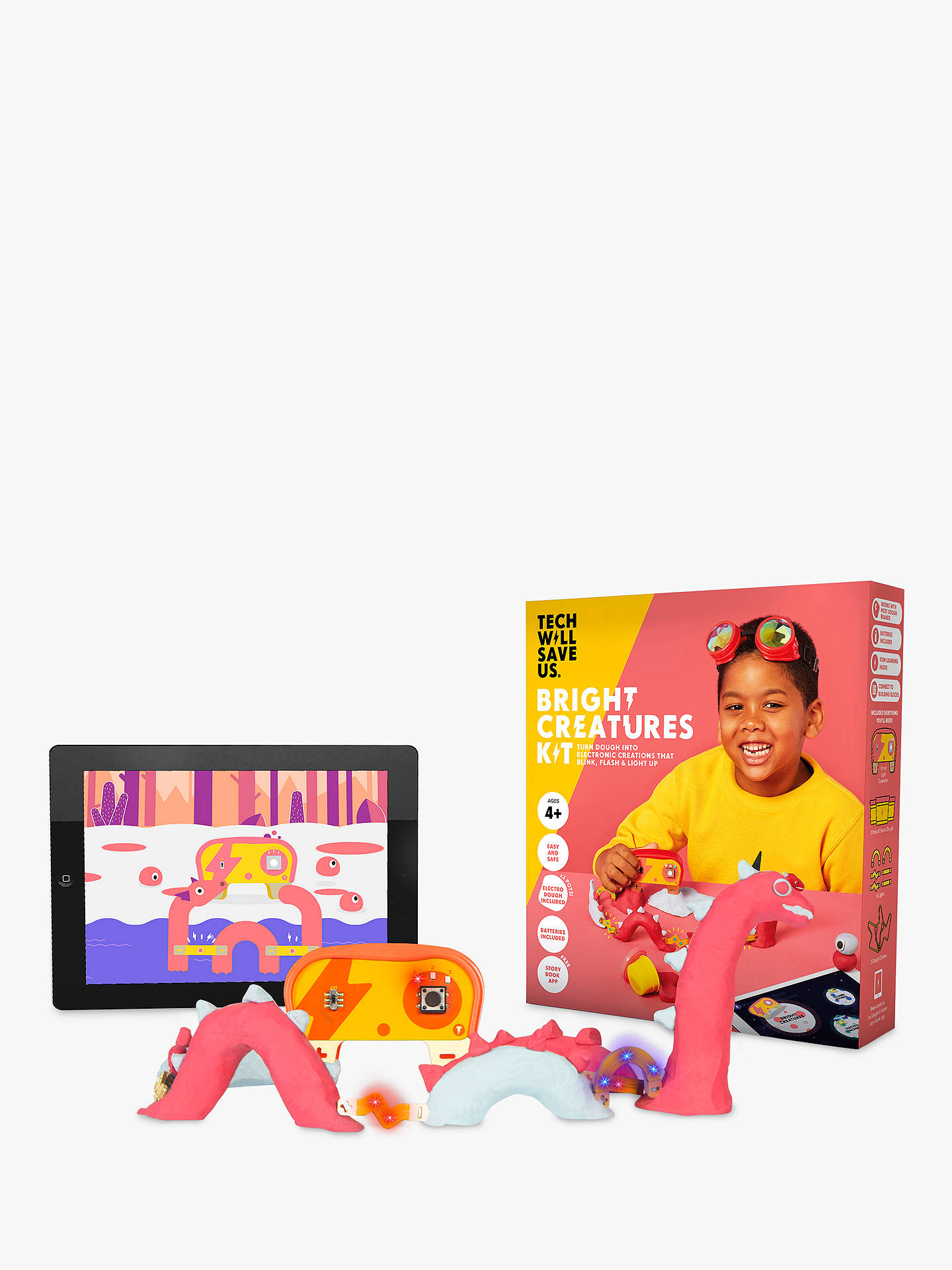 Buy Tech Will Save Us Bright Creatures Kit Online at johnlewis.com