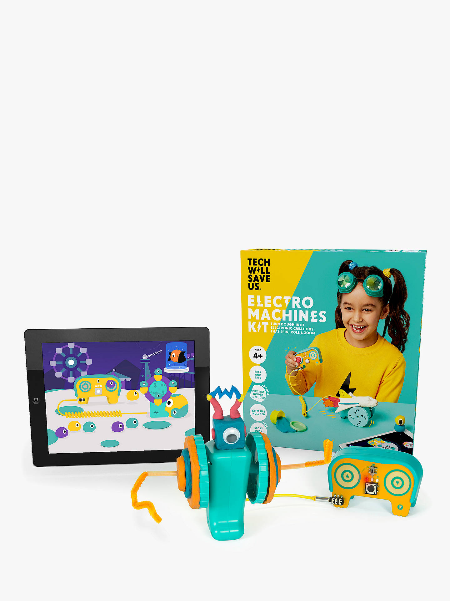 Buy Tech Will Save Us Electro Machines Kit Online at johnlewis.com
