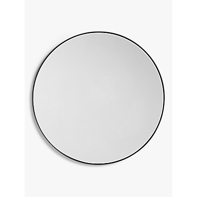 House by John Lewis Small Round Mirror, 50cm