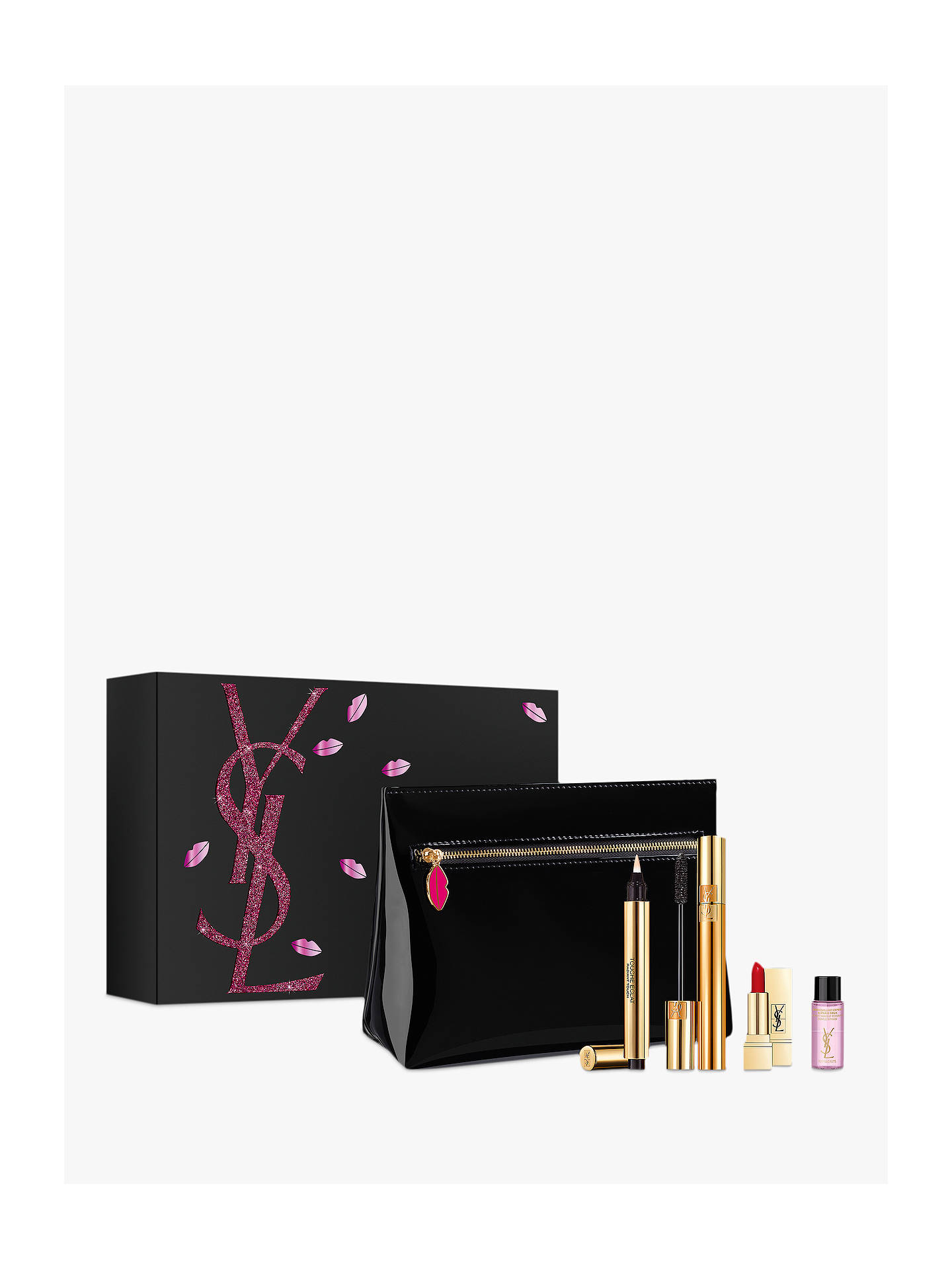 c310702862d2 Buy Yves Saint Laurent Must Haves Makeup Gift Set Online at johnlewis.com