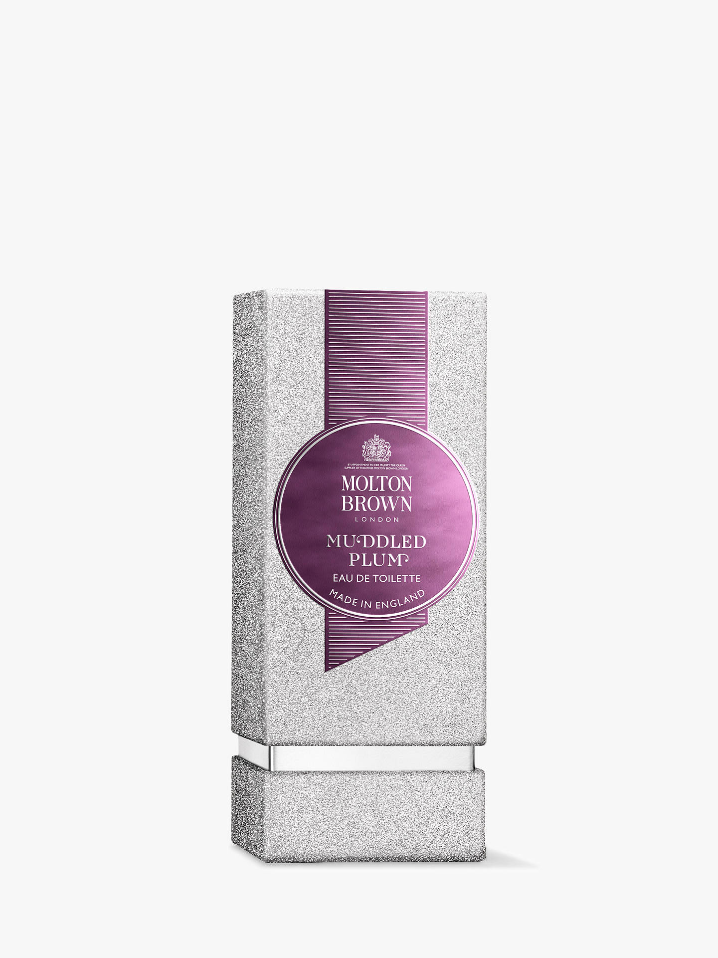 BuyMolton Brown Muddled Plum Eau de Toilette, 50ml Online at johnlewis.com