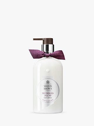 Molton Brown Muddled Plum Body Lotion, 300ml