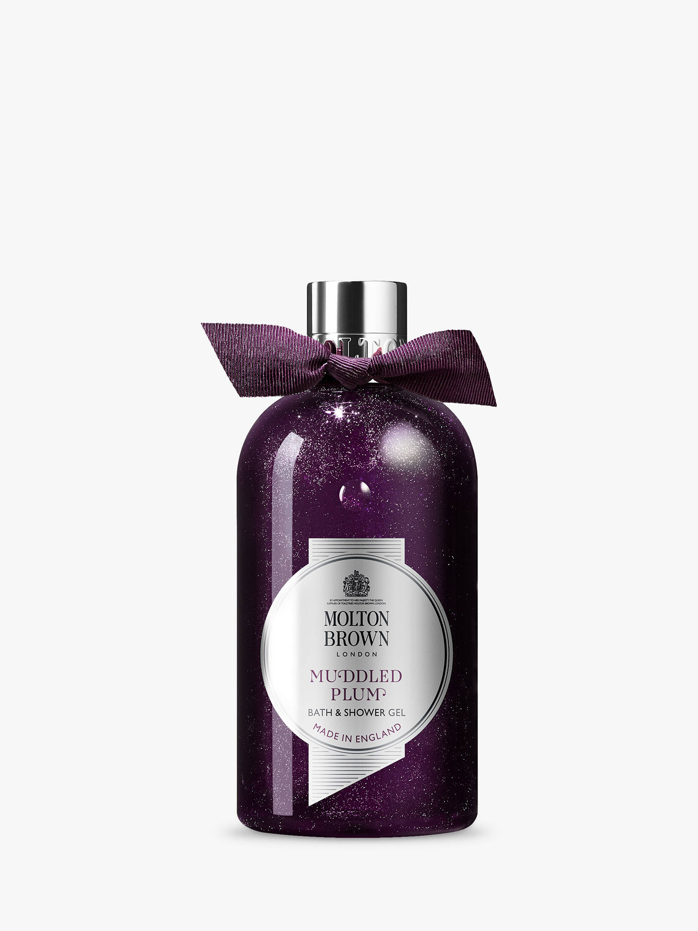 Buy Molton Brown Muddled Plum Body Wash, 300ml Online at johnlewis.com