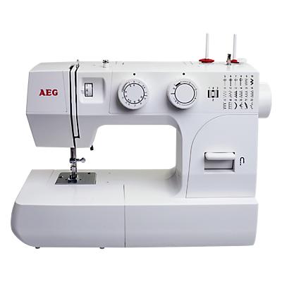 Image of AEG 14K Sewing Machine, White