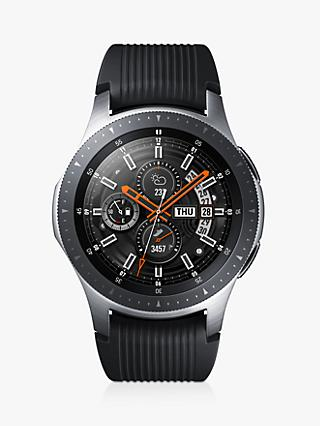 Samsung Galaxy Watch, 46mm, Silver / Black