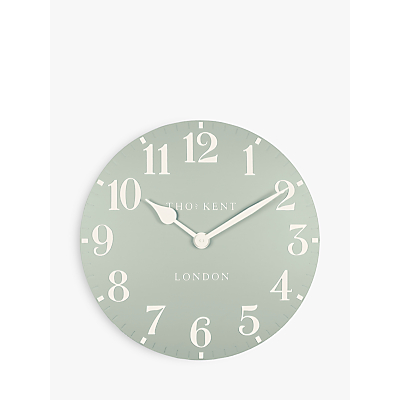 Thomas Kent Arabic Wall Clock, Dia.30cm
