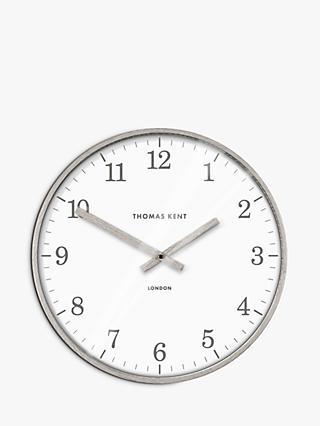 Thomas Kent Aaron Wall Clock Grey 40cm