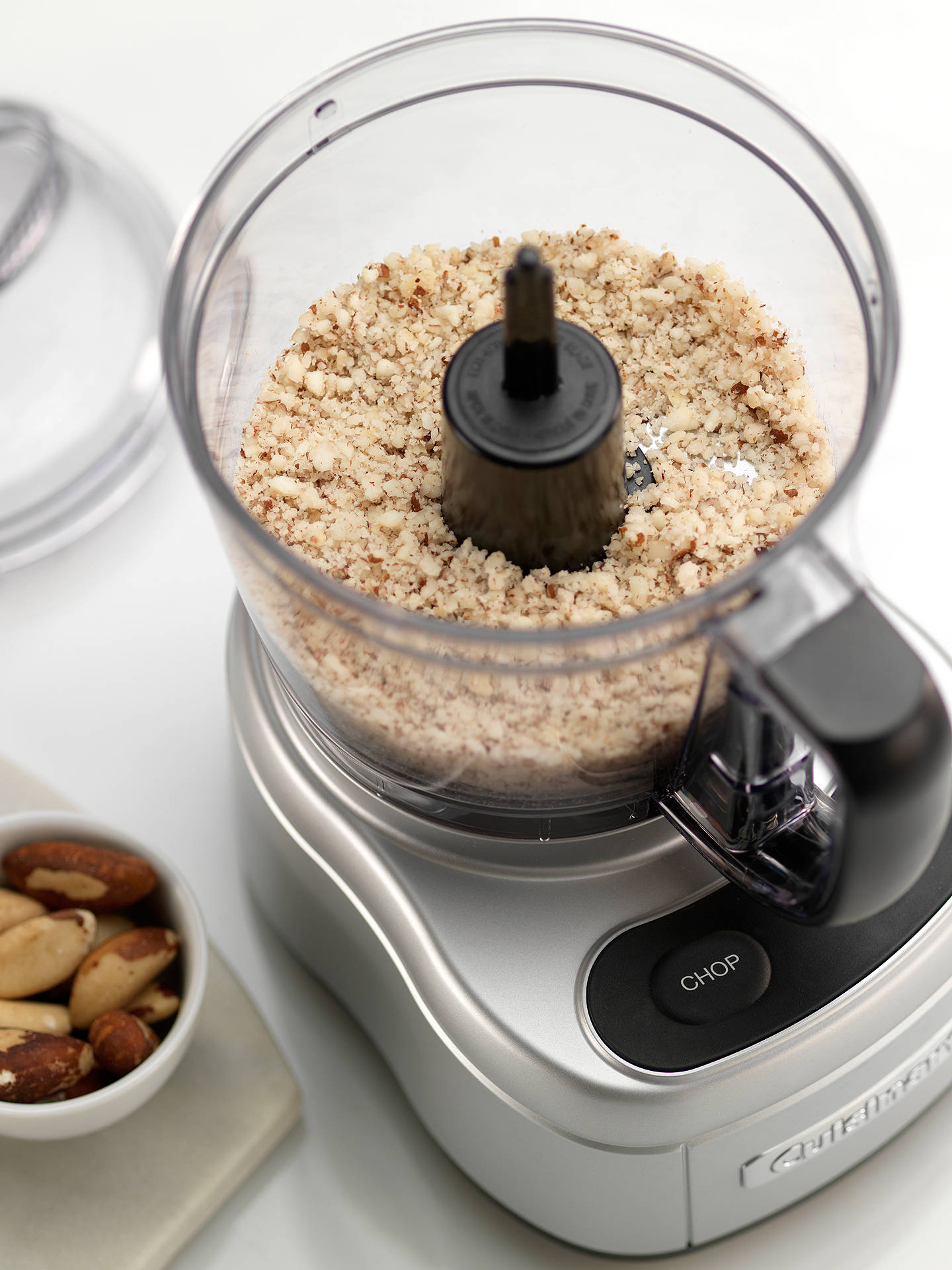 Buy Cuisinart Mini Prep Pro Compact Food Processor, Silver Online at johnlewis.com