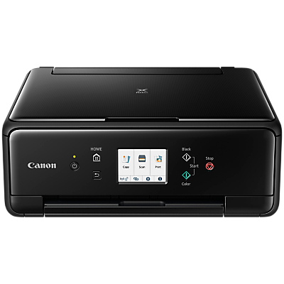 Image of Canon PIXMA TS6250 All-In-One Printer - Black