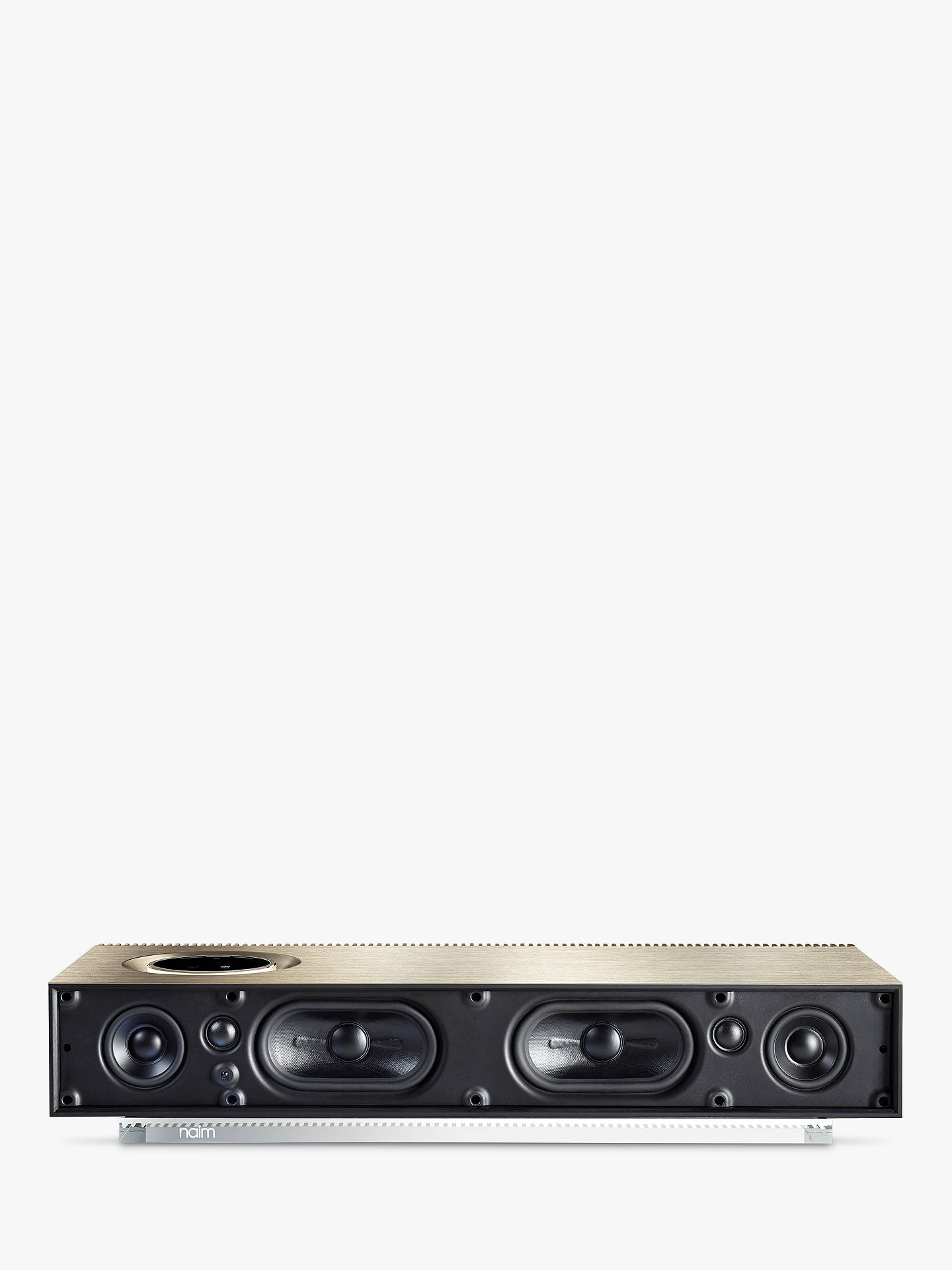 Naim Audio Mu-so Wireless Bluetooth Music System with Apple AirPlay,  Spotify Connect & TIDAL Compatibility, Special Edition