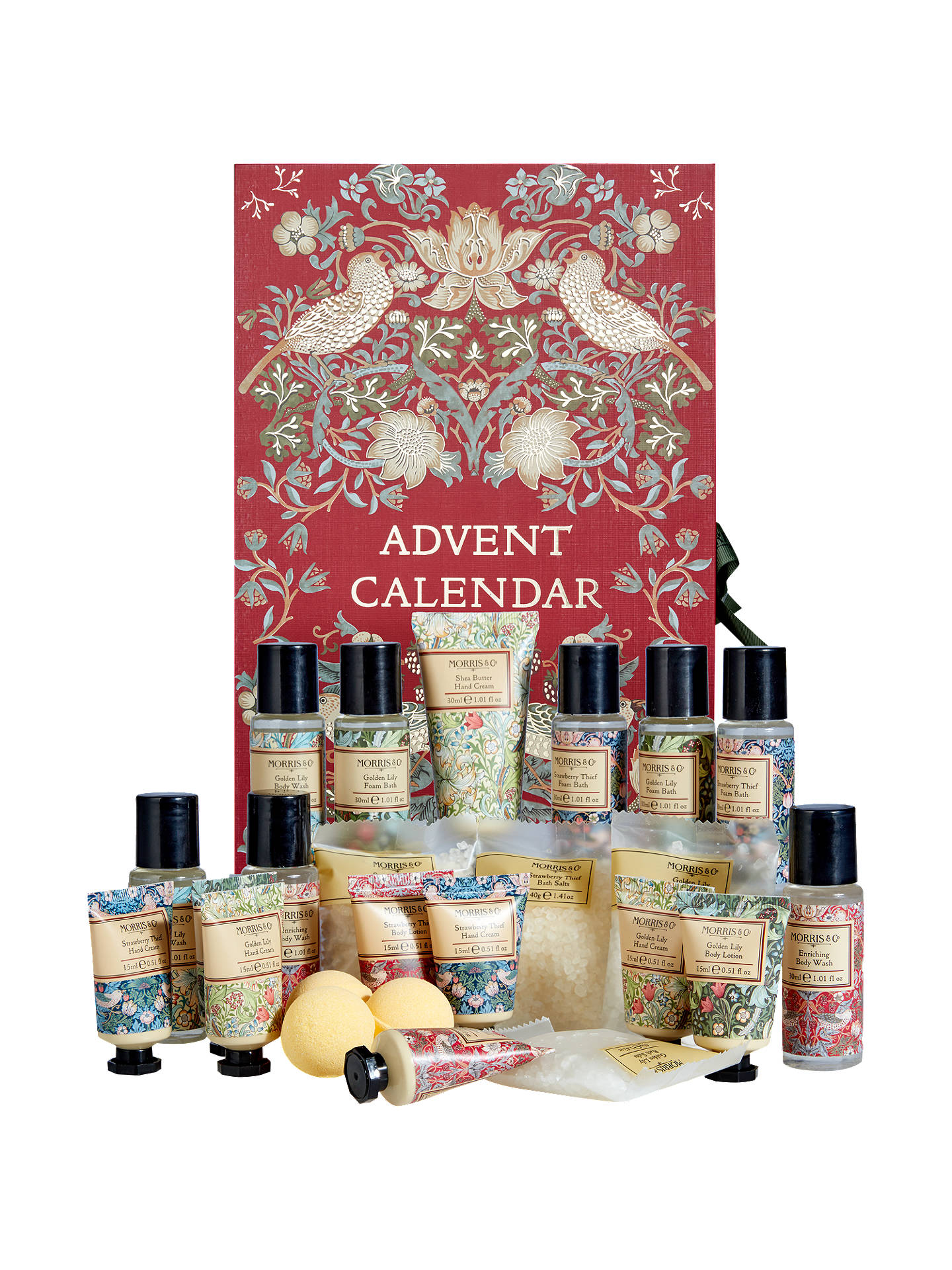 BuyMorris & Co. Advent Calendar Online at johnlewis.com