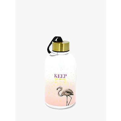 Yvonne Ellen Flamingo Water Bottle
