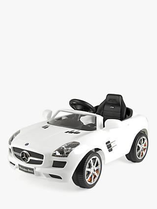Mercedes-Benz SLS 6V Electric Ride-On Toy Car