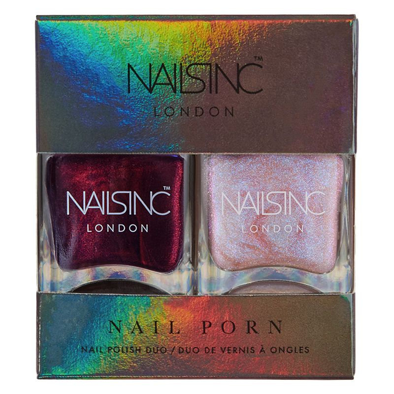 Nails Inc Nails Inc Nail Porn Nail Polish Duo