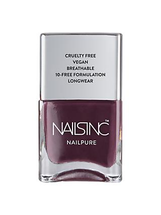 Nails Inc Nail Pure Fashion Fix Nail Polish