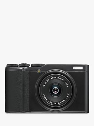 "Fujifilm XF10 Digital Compact Camera with 18.5mm Wide Angle Lens, 4K UHD, 24.2MP, Wi-Fi, Bluetooth, 3"" LCD Touch Screen"
