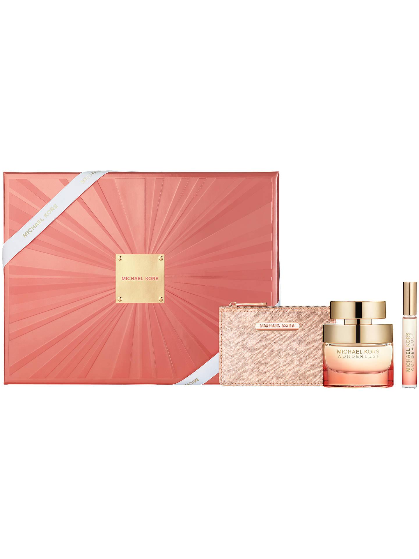 a112a3da9b88 Buy Michael Kors Wonderlust Eau de Parfum 50ml Gift Set Online at  johnlewis.com ...