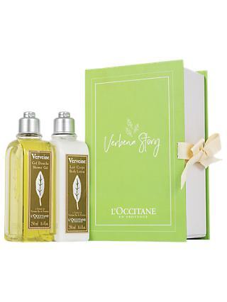 LOccitane Verbena Story Bodycare Gift Set