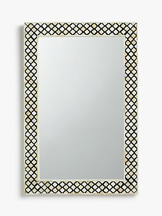 Mirrors Buy Freestanding Wall And Overmantel Mirrors At John Lewis