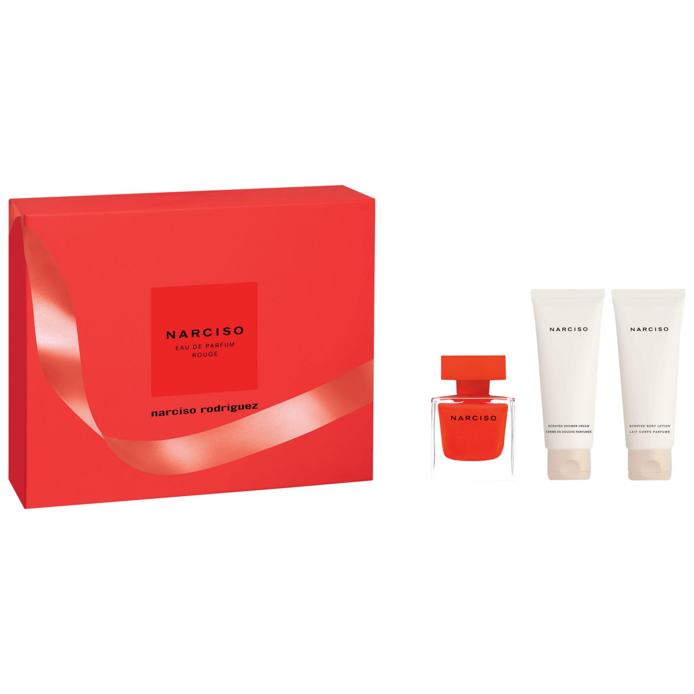 Narciso Rodriguez Narciso Rouge Eau de Parfum 50ml Gift Set