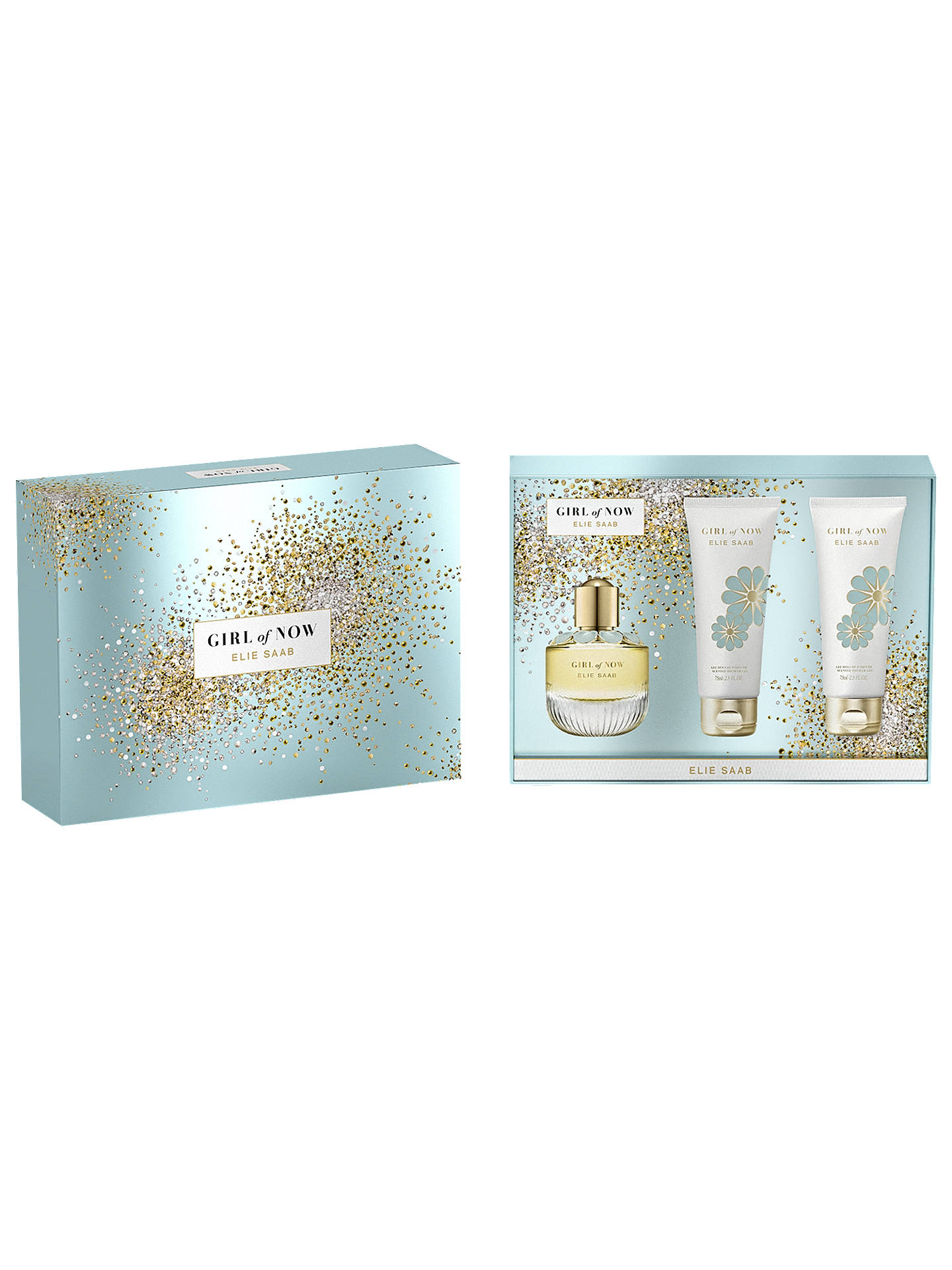 BuyElie Saab Girl of Now 50ml Eau de Parfum Gift Set Online at johnlewis.com