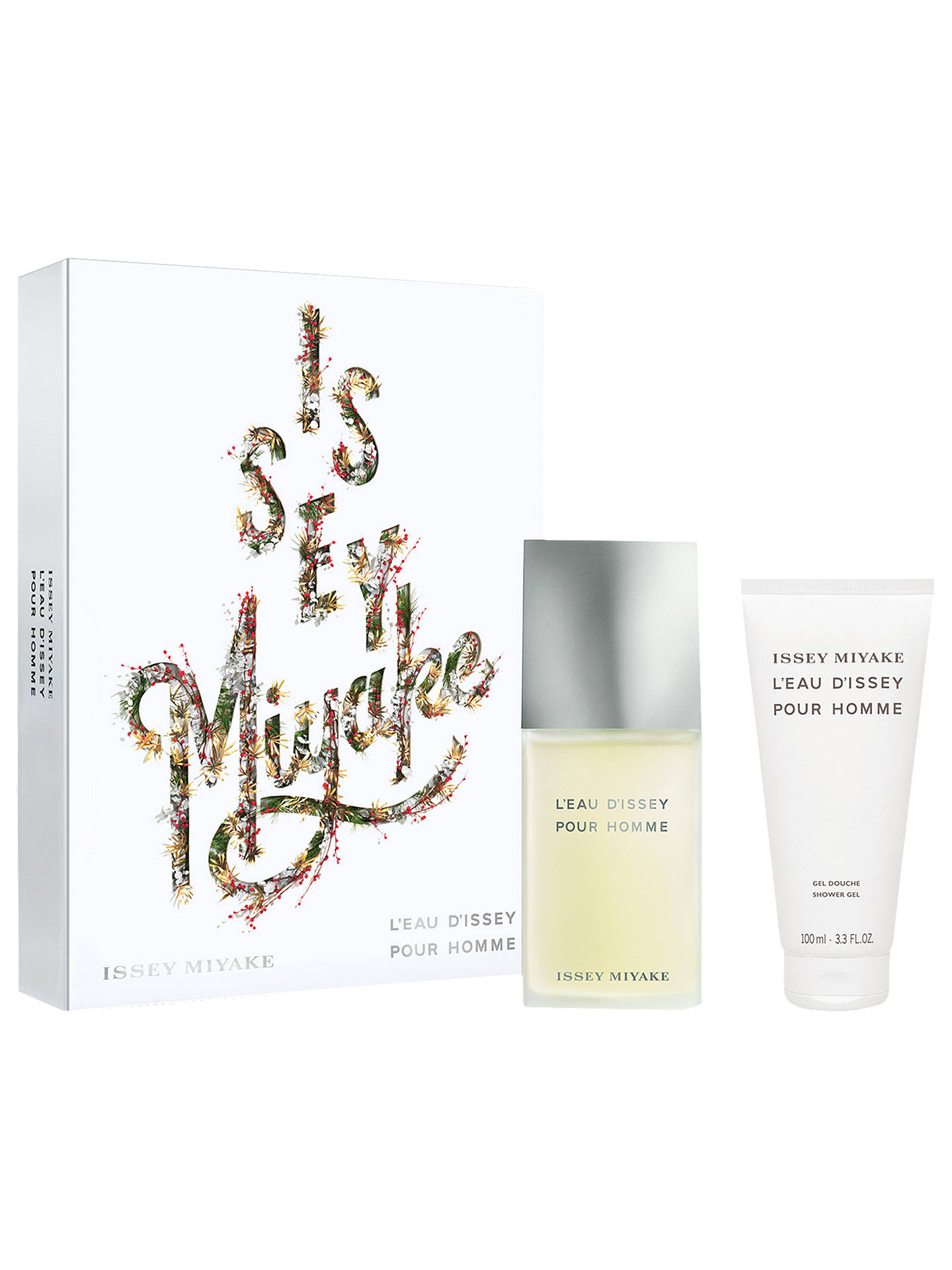 aa7998e2cca1 Issey Miyake L Eau d Issey Pour Homme Eau de Toilette 75ml Gift Set ...