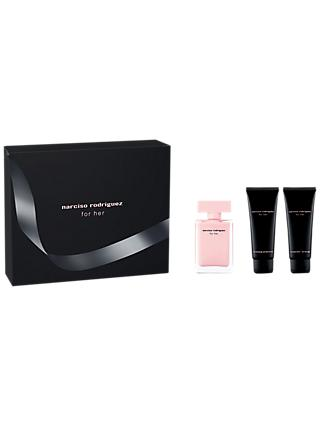 Narciso Rodriguez For Her 50ml Eau de Toilette Fragrance Gift Set