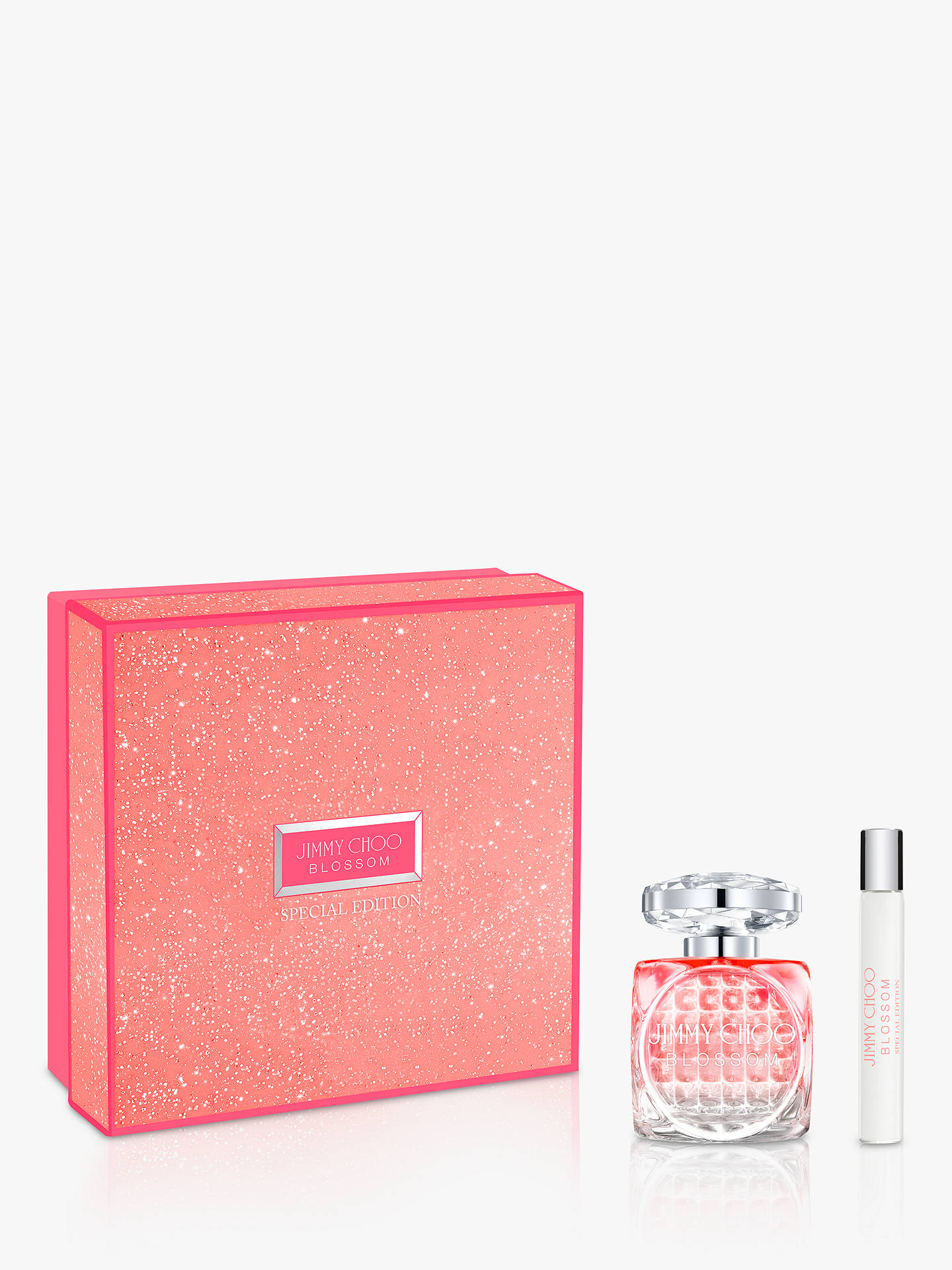 7112841b47c4 Buy Jimmy Choo Blossom Special Edition Eau de Parfum 60ml Gift Set Online  at johnlewis.