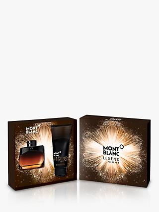 Montblanc Legend Night Eau de Parfum 50ml Gift Set