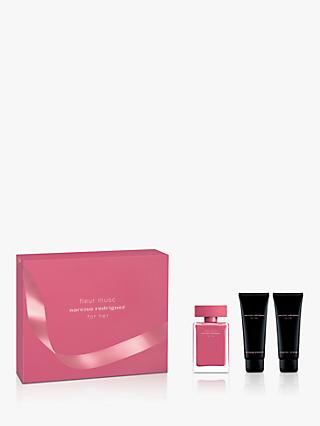 Narciso Rodriguez Fleur Musc For Her Eau de Parfum 50ml Gift Set