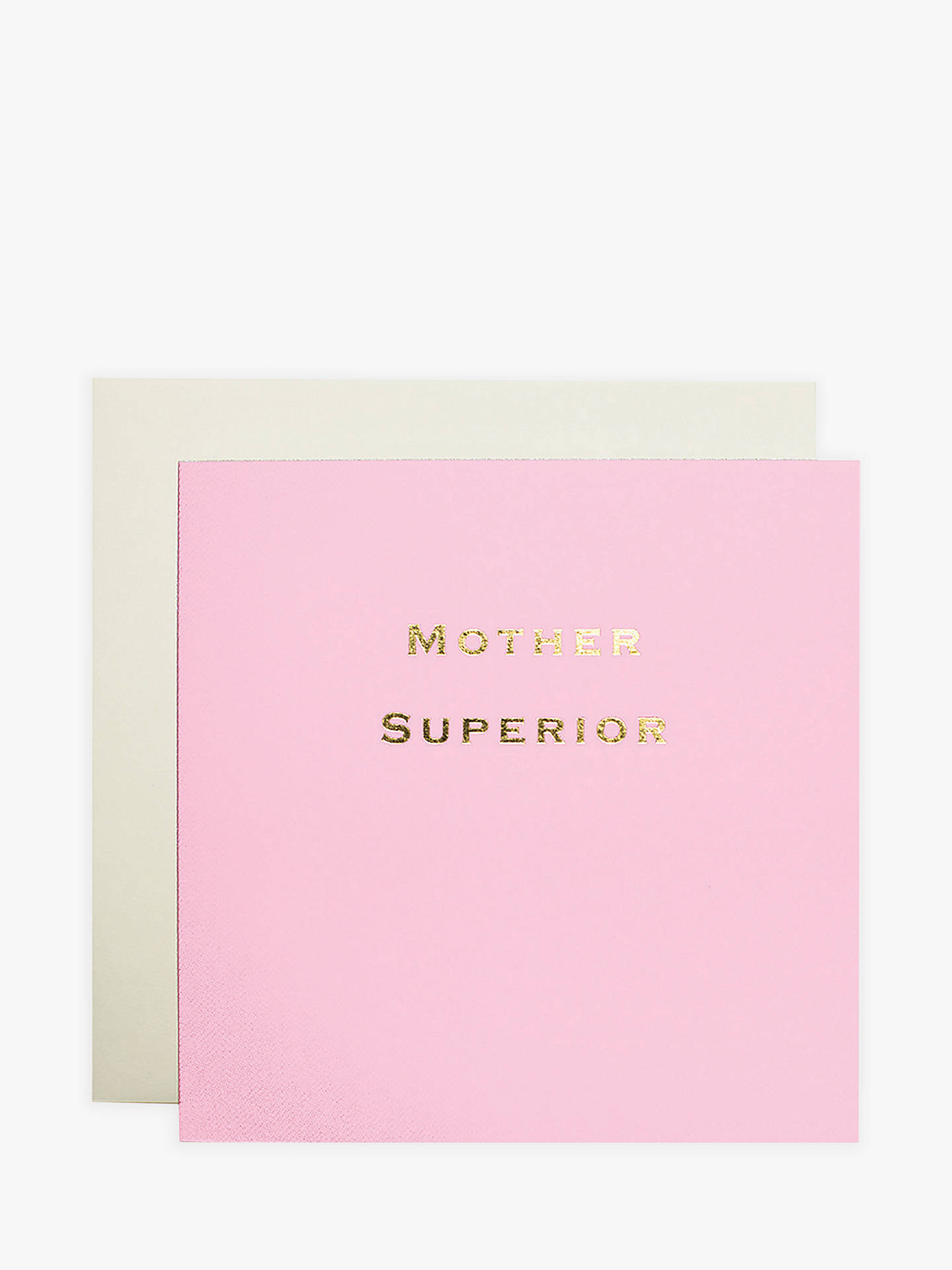 Buy Susan O'Hanlon Mother Superior Card Online at johnlewis.com
