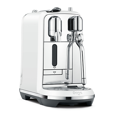Nespresso Creatista Plus Coffee Machine by Sage, White