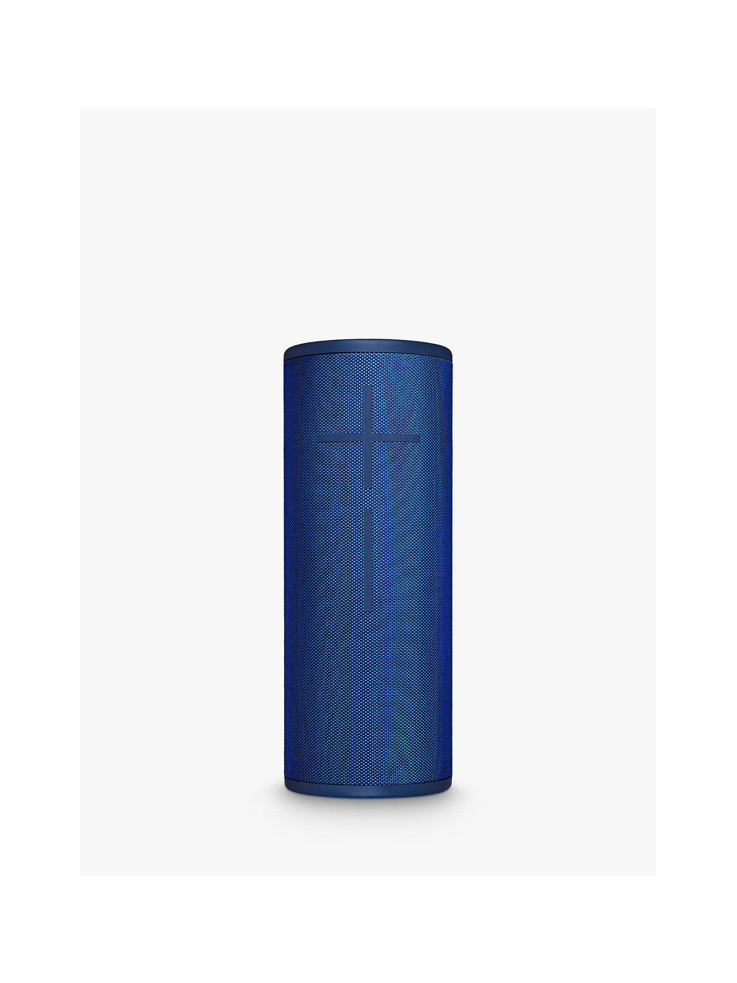 Buy Ultimate Ears MEGABOOM 3 Bluetooth Waterproof Portable Speaker, Lagoon Blue Online at johnlewis.com