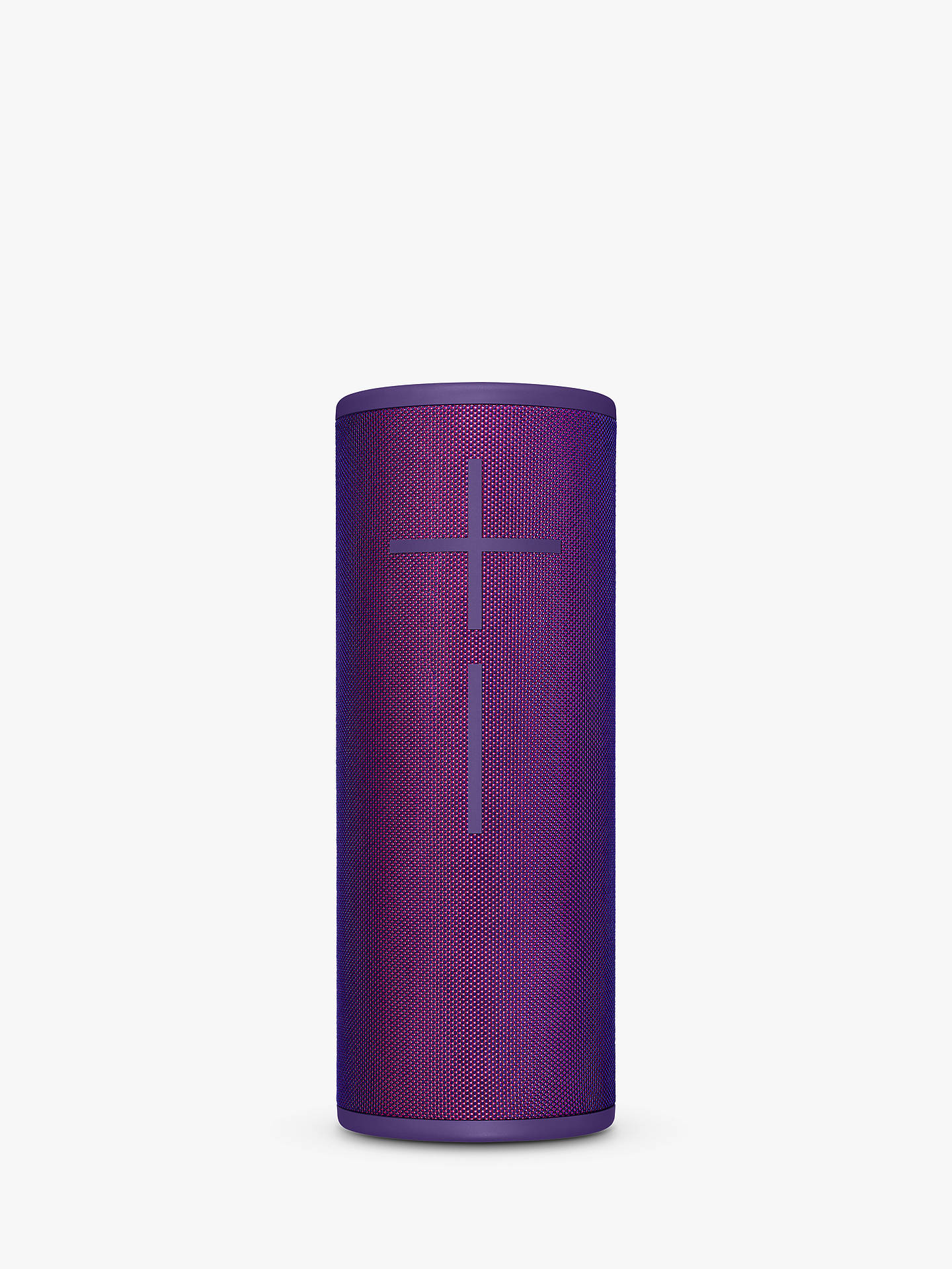 Buy Ultimate Ears MEGABOOM 3 Bluetooth Waterproof Portable Speaker, Ultraviolet Purple Online at johnlewis.com