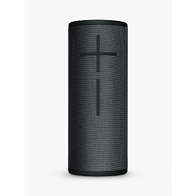 Image of Ultimate Ears BOOM 3 Bluetooth Waterproof Portable Speaker, Night Black