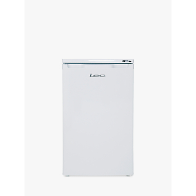 Lec U5511W Freestanding Upright Freezer, A+ Energy Rating, 50cm Wide, White