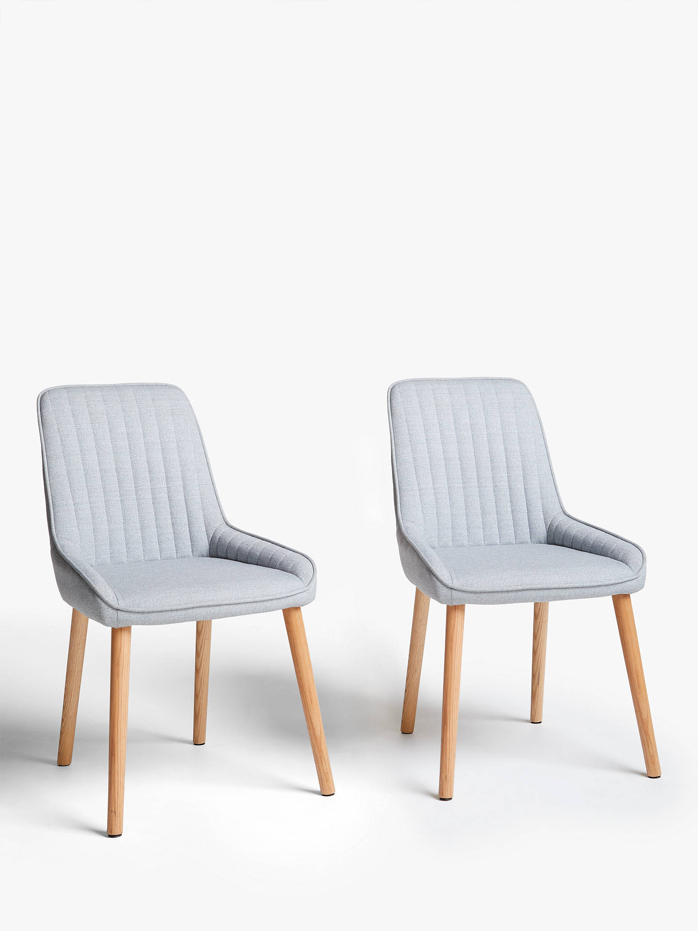 John Lewis Amp Partners Toronto Side Dining Chairs Set Of 2