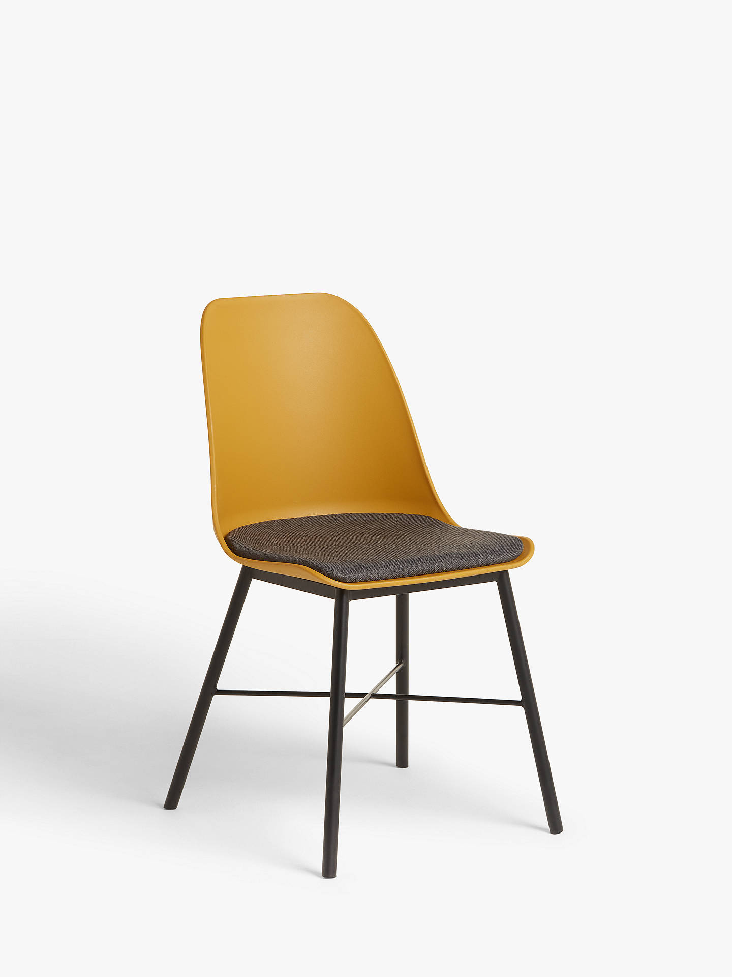 House By John Lewis Whistler Dining Chair Mustard