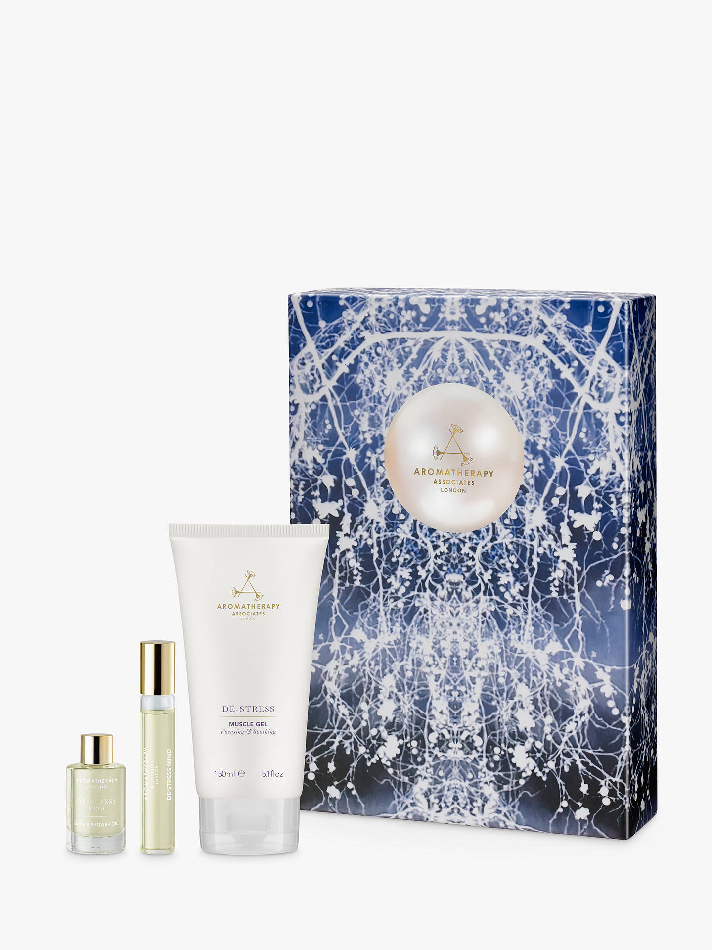 Buy Aromatherapy Associates Self Care Your Health Care Body Care Gift Set Online at johnlewis.com