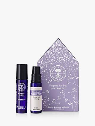neals yard remedies prepare for bed bodycare gift set