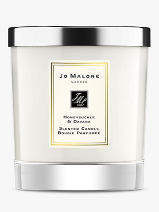 Jo Malone London Honeysuckle and Davana Scented Candle