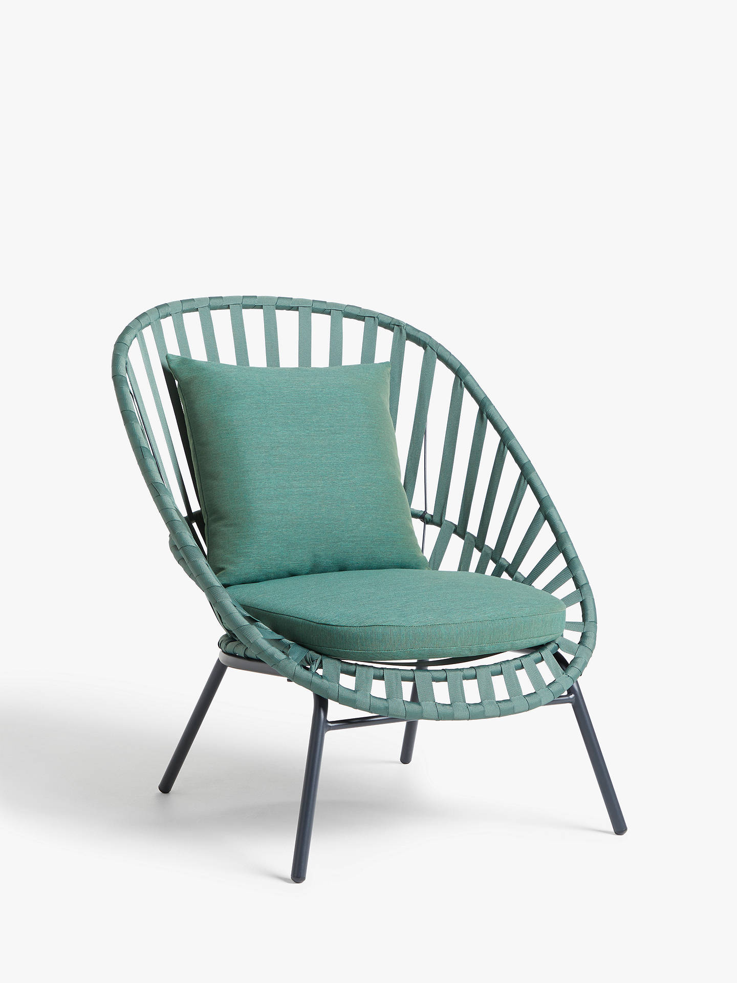 Design Project by John Lewis No.8 Garden Chair at John Lewis