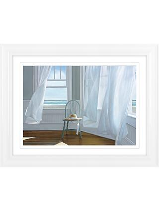 Karen Hollingsworth Intention Framed Print Mount 73 X 93cm