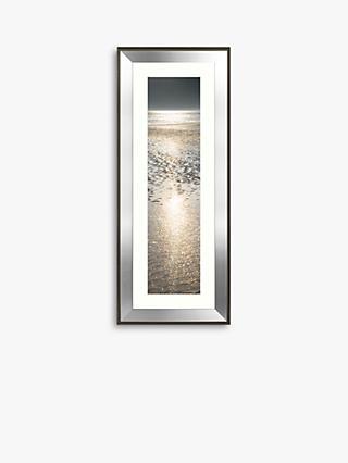 Mike Shepherd Shimmering Light I Framed Print Mount 100 5 X 40 5cm