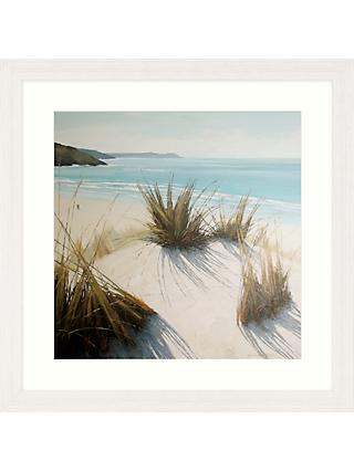 Caroline Atkinson - Through The Dunes Framed Print & Mount, 65 x 65cm