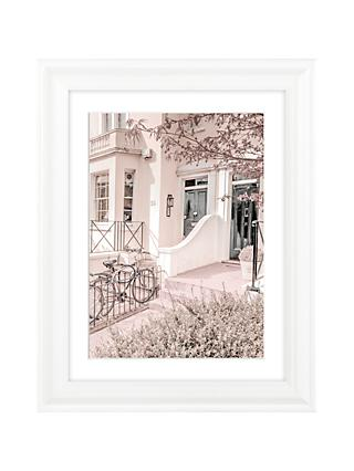 Assaf Frank - London Blossom II Framed Print & Mount, 47 x 37cm