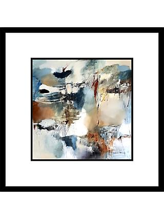 Natasha Barnes - Misty Waters Framed Print & Mount, 84.5 x 84.5cm