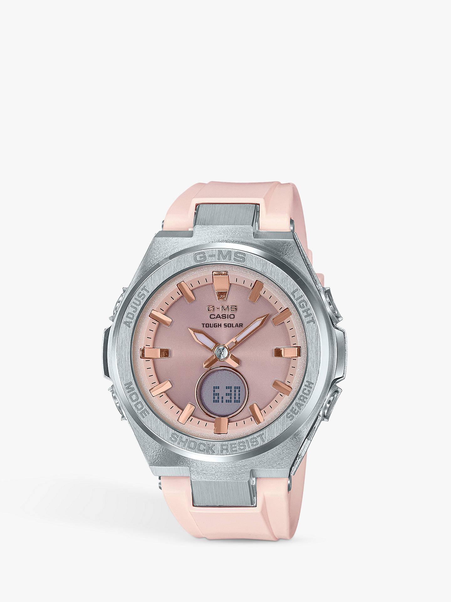 2b555ad0599d Buy Casio MSG-S200G-4ER Women s Baby G Resin Strap Watch