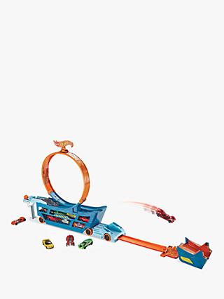 Hot Wheels Stunt And Go Truck